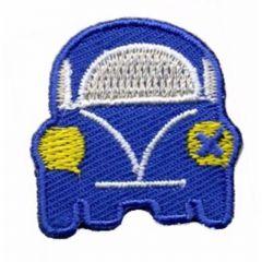 Applicatie Auto blauw - 5st