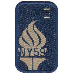 Applicatie NY59 blauw 1 - 5st