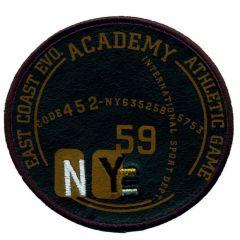 Applicatie Academy NY 59 bruin - 5st