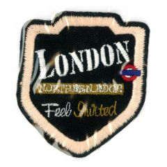 Applicatie London Feel Guilted - 5st