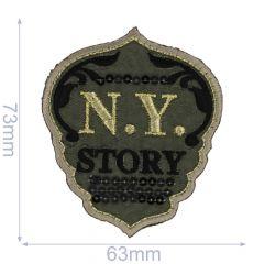 Applicatie Wapen N.Y. Story - 5st