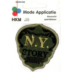 Applicatie Wapen N.Y. Story - 5st