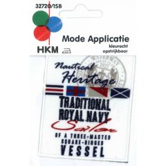Applicatie Traditional Royal Navy - 5st