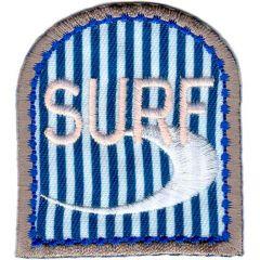 Applicatie Surf met golf - 5st