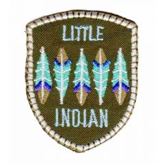 HKM Applicatie little indian - 5st