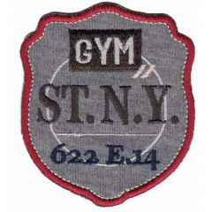 Applicatie Gym ST.N.Y. - 5st