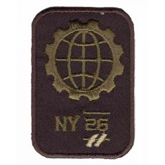 Applicatie NY globe - 5st