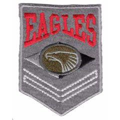 Applicatie Eagles schild - 5st