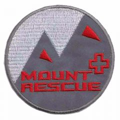 Applicatie Reflectie button Mount Rescue rood - 5st