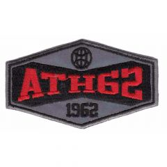 Applicatie Reflectie Ath 62 rood/blauw met grijs - 5st