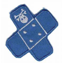 Applicatie Pleister blauw - 5st
