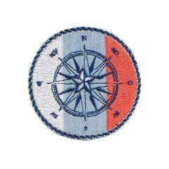 Applicatie Kompas button - 5st