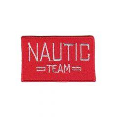 Applicatie Nautic Team rood/donker blauw - 5st