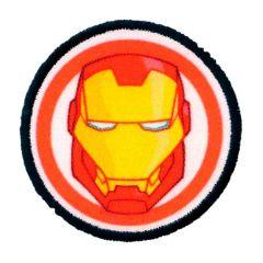 Applicatie Button Iron Man - 5st