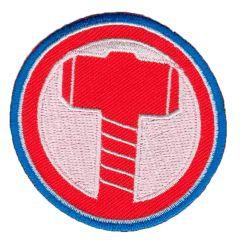 Applicatie Button hamer van Thor - 5st