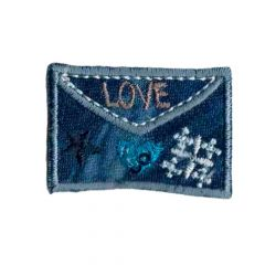 Applicatie Envelop love - 5st
