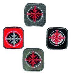 HKM Applicatie vierkanten - 5st