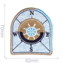 Applicatie wapen N-E-S-W - 5st