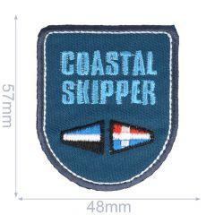Applicatie Coastal Skipper blauw - 5st