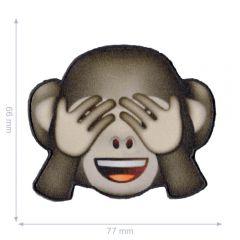 HKM Applicatie emoji aap - 5st