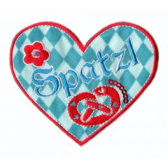 Applicatie Hart Spatzl - 5st