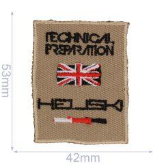 HKM Applicatie heli ski - 5st