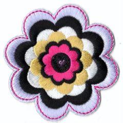 Applicatie bloem - 5st