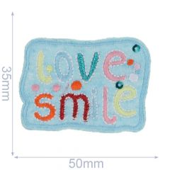 Applicatie Love Smile - 5st
