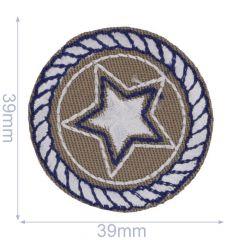 Applicatie Cirkel met ster - 5st