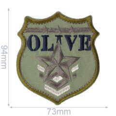 Applicatie schild OLIVE - 5st