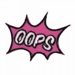 Applicatie OOPS roze - 5st