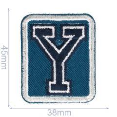 Applicatie Y blauw - 5st