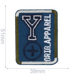 Applicatie Y Original Apparel - 5st