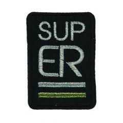 HKM Applicatie Super groen/blauw - 5st