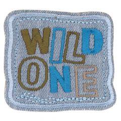 HKM Applicatie wild one - 5st