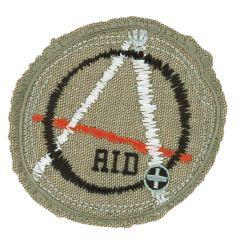 HKM Applicatie Aid zwart-wit-rood - 5st