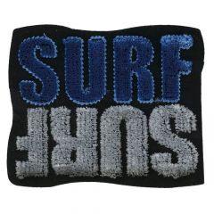HKM Applicatie surf blauw - 5st