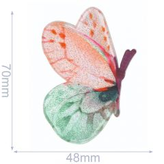 HKM Applicatie vlinder - 5st