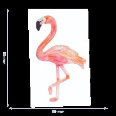 HKM Applicatie flamingo links been opgetrokken - 5st