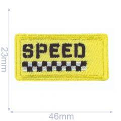 HKM Applicatie speed 46x23mm - 5st