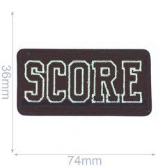 HKM Applicatie score 74x36mm - 5st