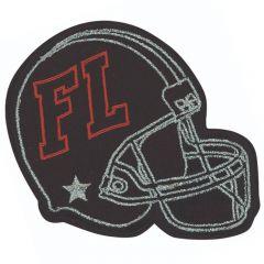 HKM Applicatie footballhelm FL - 5st