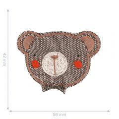 HKM Applicatie teddybeer - 5st