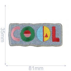 HKM Applicatie cool jeans - 5st