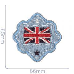 HKM Applicatie Australische vlag - 5st
