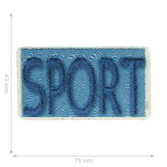 HKM Applicatie sport - 5st