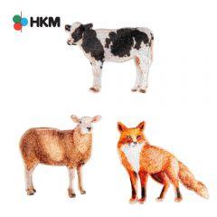 HKM Applicatie boerderijdieren - 3st