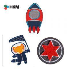 HKM Applicatie ruimtevaart - 3st