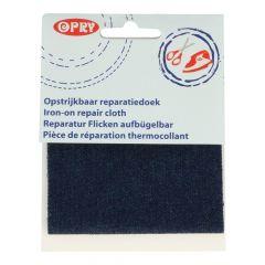 Opry Reparatiedoek jeans opstrijkbaar 10x40cm- 10st
