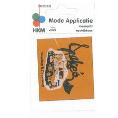 HKM Applicatie label truck - 5st